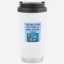 obstetricians Travel Mug