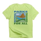 National park Infant T-Shirt