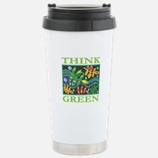 Environmental Stainless Steel Travel Mug