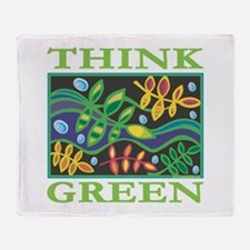 Environmental Throw Blanket