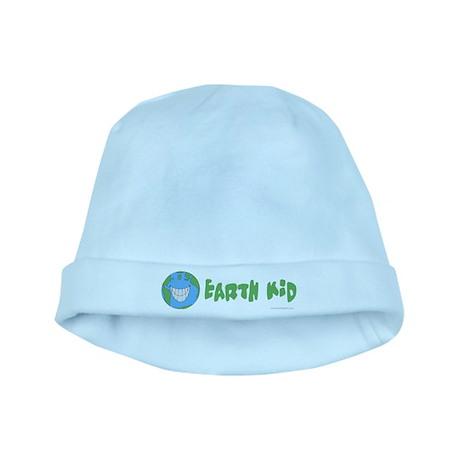 Earth Kid baby hat