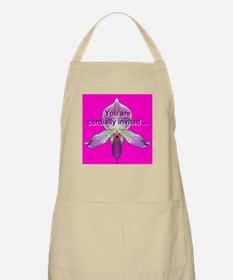 You Are Cordially Invited BBQ Apron