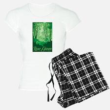 Live Green Pajamas