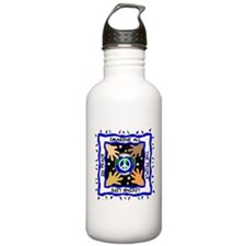 Hands of Peace Water Bottle