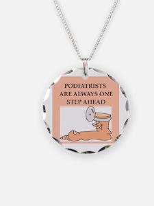 podiatrists Necklace