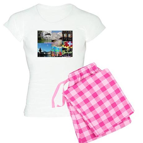 Lucerne, Switzerland Women's Light Pajamas