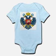 Russian Empire Infant Creeper