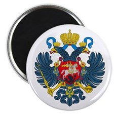 "Russian Empire 2.25"" Magnet (10 pack)"