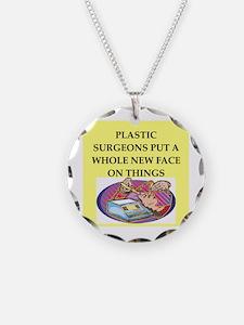 plastic surgeons Necklace