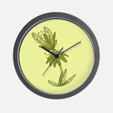 Be One With Nature Wall Clock