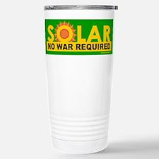 Solar ... Anti-War Travel Mug