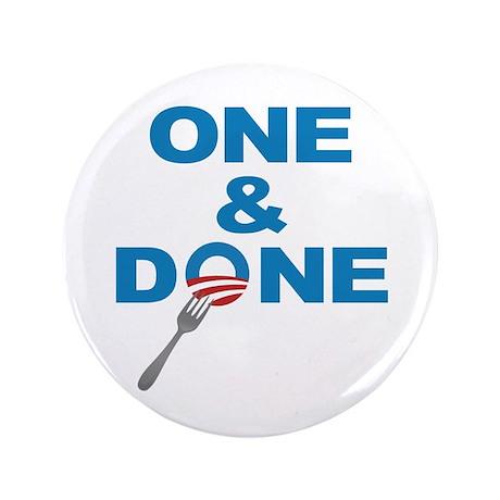 "Anti Obama 2012 3.5"" Button"