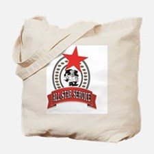 Cute Service awards Tote Bag