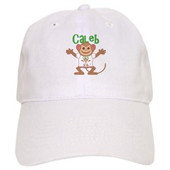 Little Monkey Caleb Baseball Cap