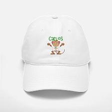 Little Monkey Carlos Baseball Baseball Cap