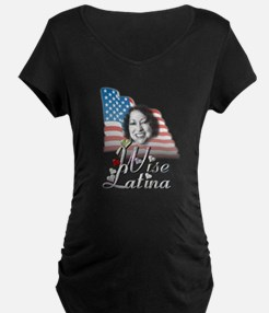 Wise Latina - T-Shirt