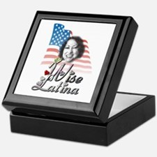 Wise Latina - Keepsake Box
