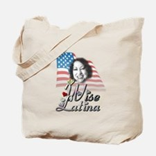 Wise Latina - Tote Bag