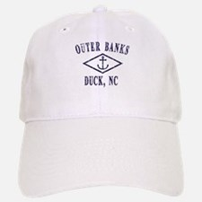 Outer Banks, Duck NC Baseball Baseball Cap