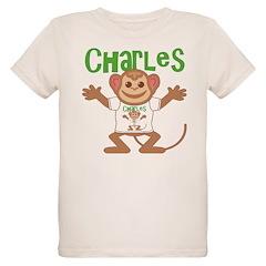 Little Monkey Charles T-Shirt