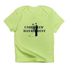 Under New Management Infant-Toddler T-Shirt