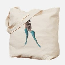 Merman & Mermaid Tote Bag