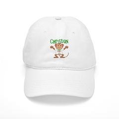 Little Monkey Christian Cap