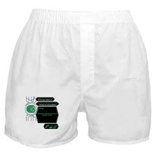 Rules of Acquisition 009 Boxer Shorts