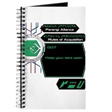 Rules of Acquisition 007 Journal