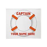 Boat captain Blankets