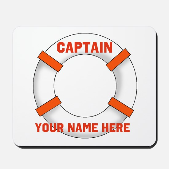 Customizable Life Preserver Mousepad