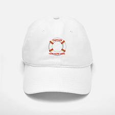 Customizable Life Preserver Baseball Baseball Cap