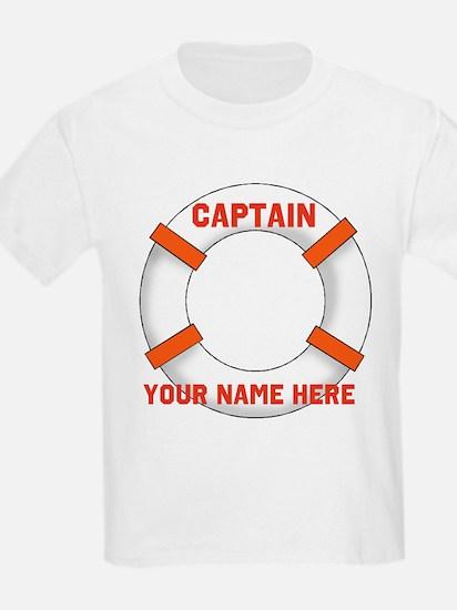 Customizable Life Preserver T-Shirt