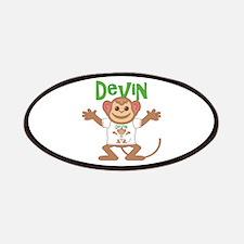 Little Monkey Devin Patches