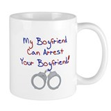 Funny arrest Drinkware