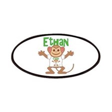 Little Monkey Ethan Patches