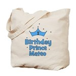 1st Birthday Prince MATEO! Tote Bag
