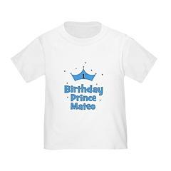 1st Birthday Prince MATEO! T
