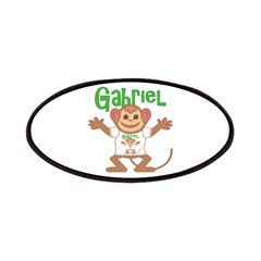 Little Monkey Gabriel Patches