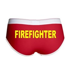Firefighter Women's Boy Brief