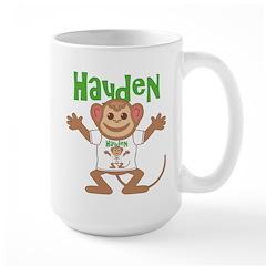 Little Monkey Hayden Mug