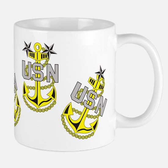 Chief's Anchors Mugs