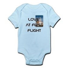 Love at first Flight Infant Bodysuit