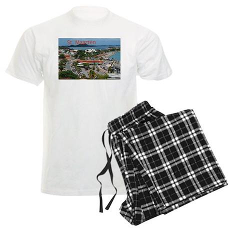 ST. Maarten - Marigot Men's Light Pajamas