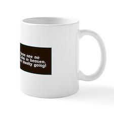 Heaven irish cob Mug