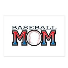 Baseball Mom Postcards (Package of 8)