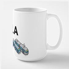 I M LA TRAIN MUG Mugs