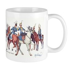 """Riding Brings Joy"" Small Mug"