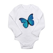 Blue Morpho Butterfly Baby Outfits