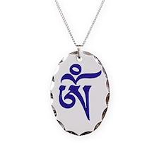 Tibetan Aum Necklace